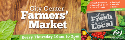 City Center Farmers Market
