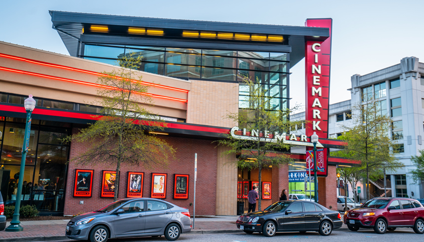 Cinemark Theater - City Center at Oyster Point
