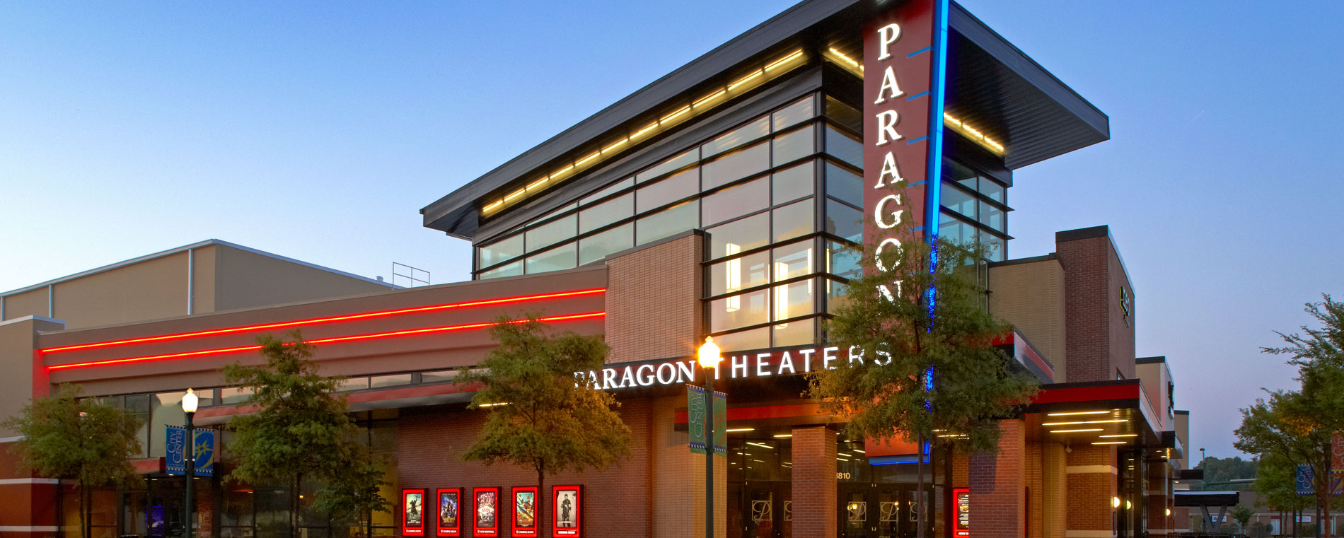 Paragon Movie Theater at City Center