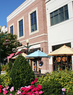 Shop and Dine at City Center
